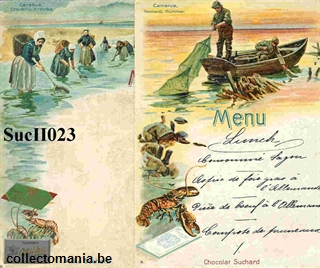 Chromo Trade Card SucII023 Fisch (12)